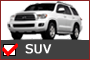 Toyota SUV Sales and Inventory
